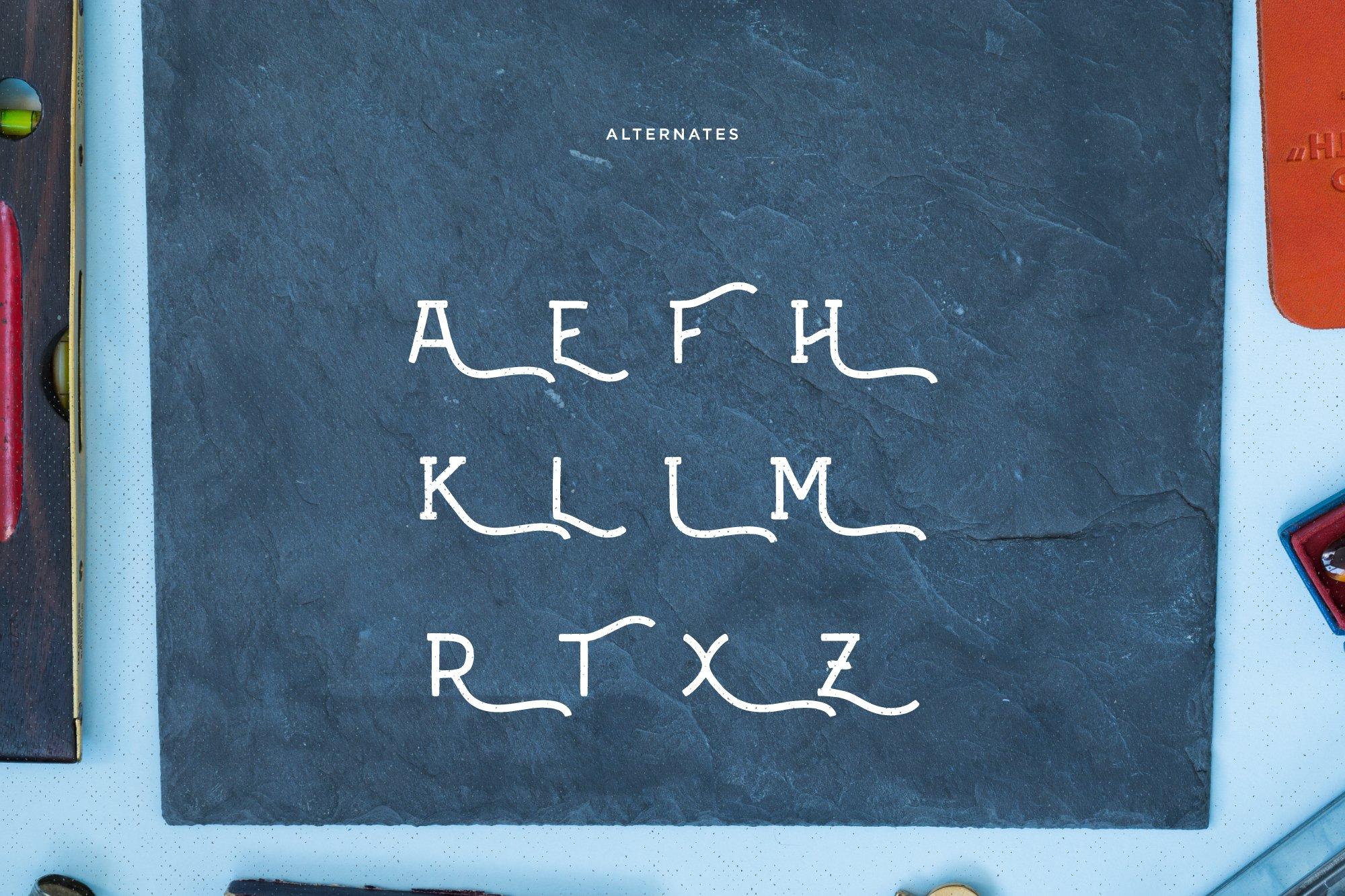 Merfolk Typeface Font example image 4