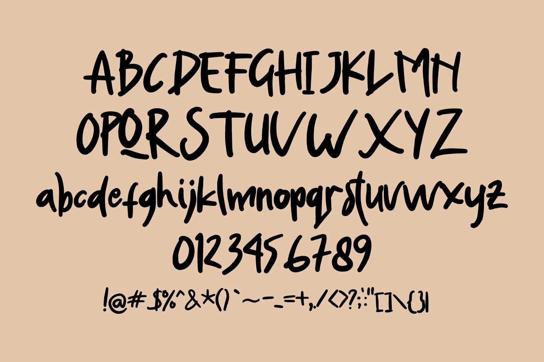 Akwokwok Playful Font example image 9