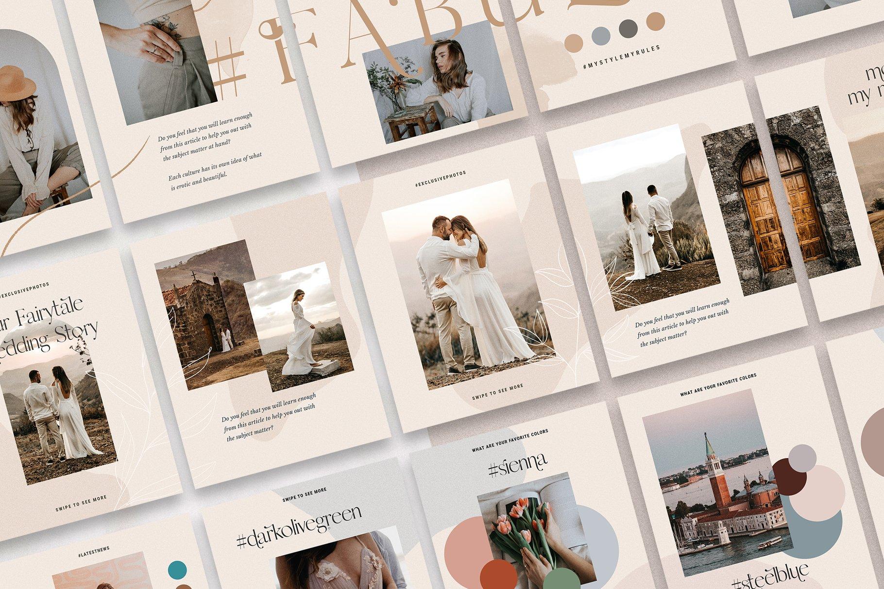 #InstaFlow Carousel Posts & Stories example image 16