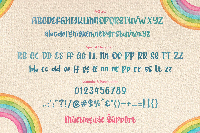 Hello Rainbow example image 5