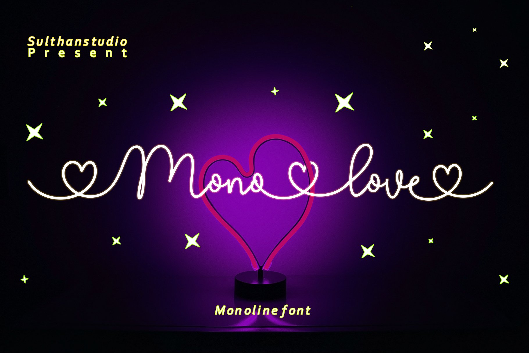 Mono love example image 1