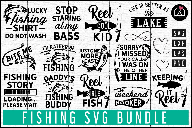 Download Fishing Svg Bundle Mb78 557472 Cut Files Design Bundles
