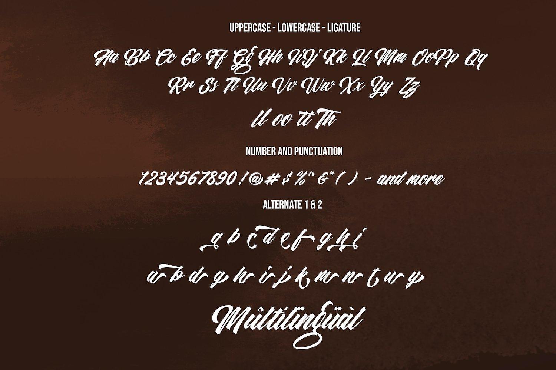 Restu Bundah - Retro Bold Script example image 13
