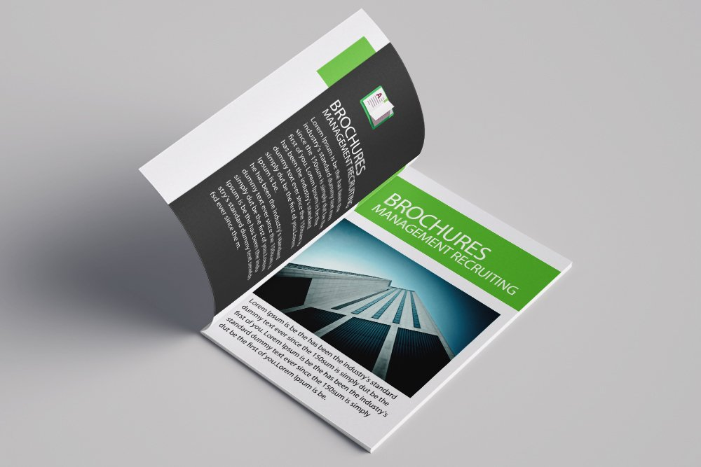 Business Agency Bifold Brochure 16 Pages example image 2