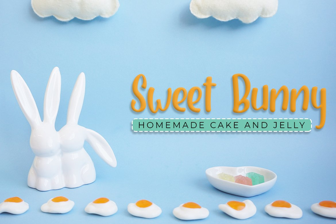 Honey Candy | Natural Handwritten Font example image 5