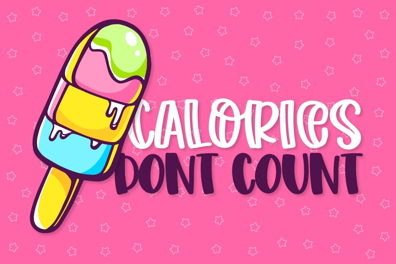 Ten Really Fun Cut Friendly Fonts - A Bundle! example image 13