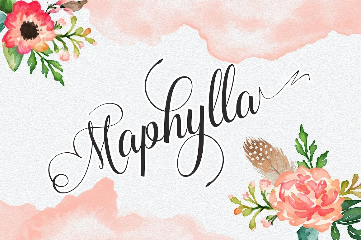 Font Bundle includes 54 fonts in 40 Typefaces example image 9