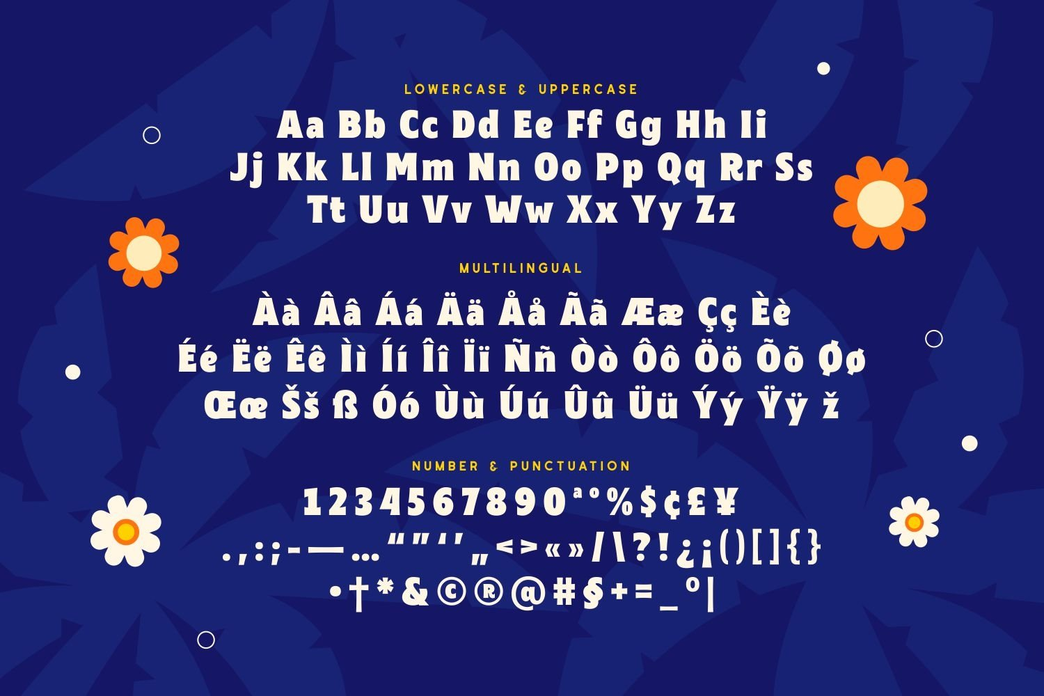 Flopers - Retro Display Font example image 3