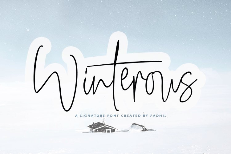 Winterous Duo example image 1