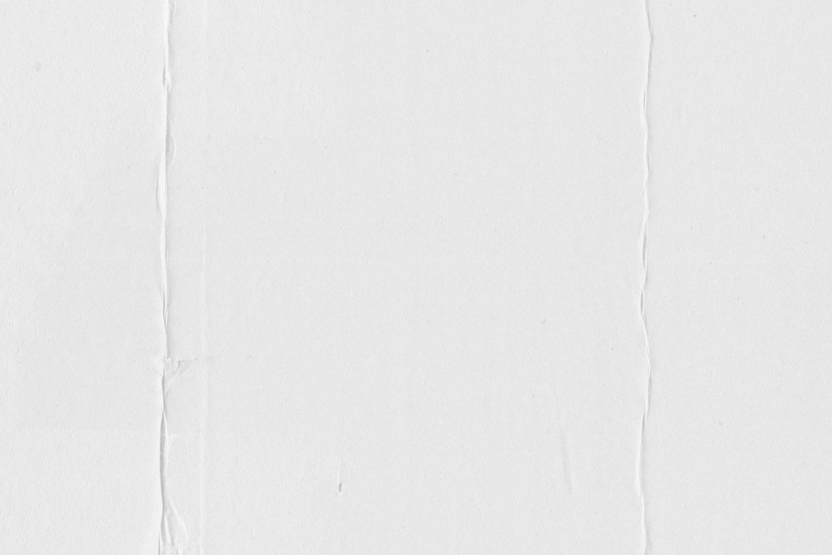 White Cardboard Textures 1 example image 3