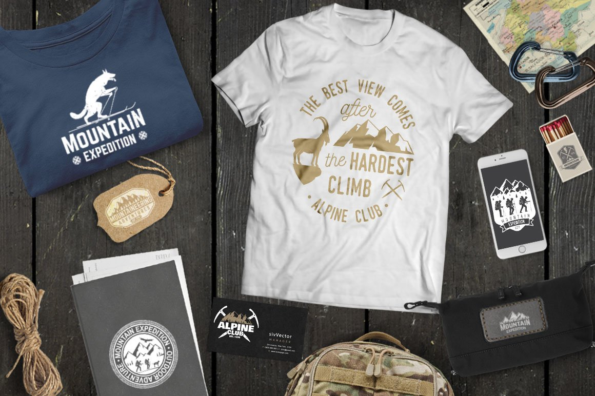 Alpine Club Vintage Collection example image 4