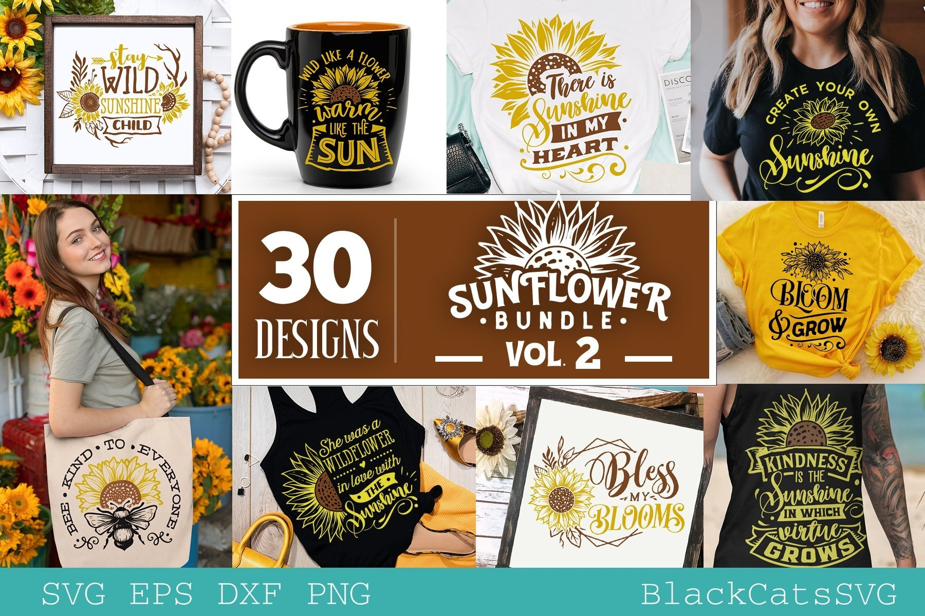 Mega Bundle 400 SVG designs vol 3 example image 2
