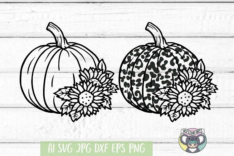 10+ Pumpkin / Svg Png Jpeg Dxf Design