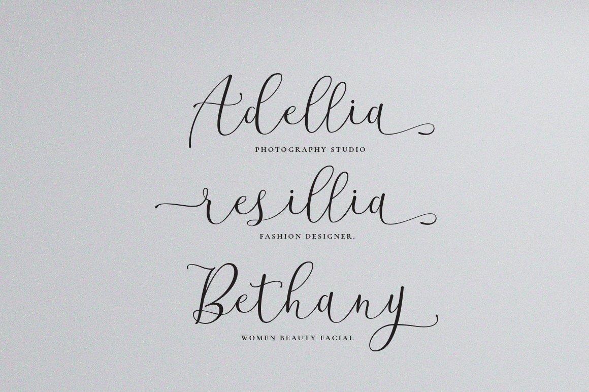 Beatisia Script example image 3