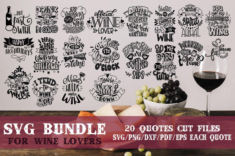 Download Wine Bundle Svg Alcohol Svg For T Shirt Design 179752 Svgs Design Bundles