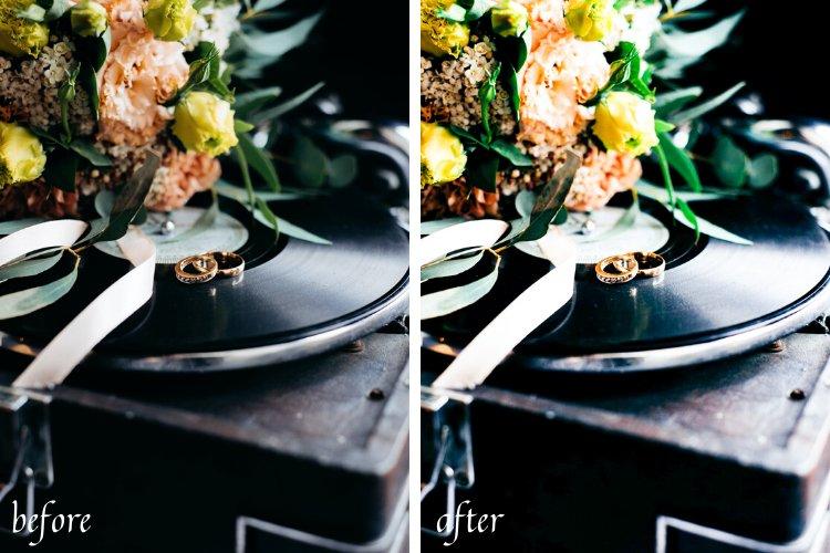 Wedding Mobile and Desktop Lightroom Presets example image 6