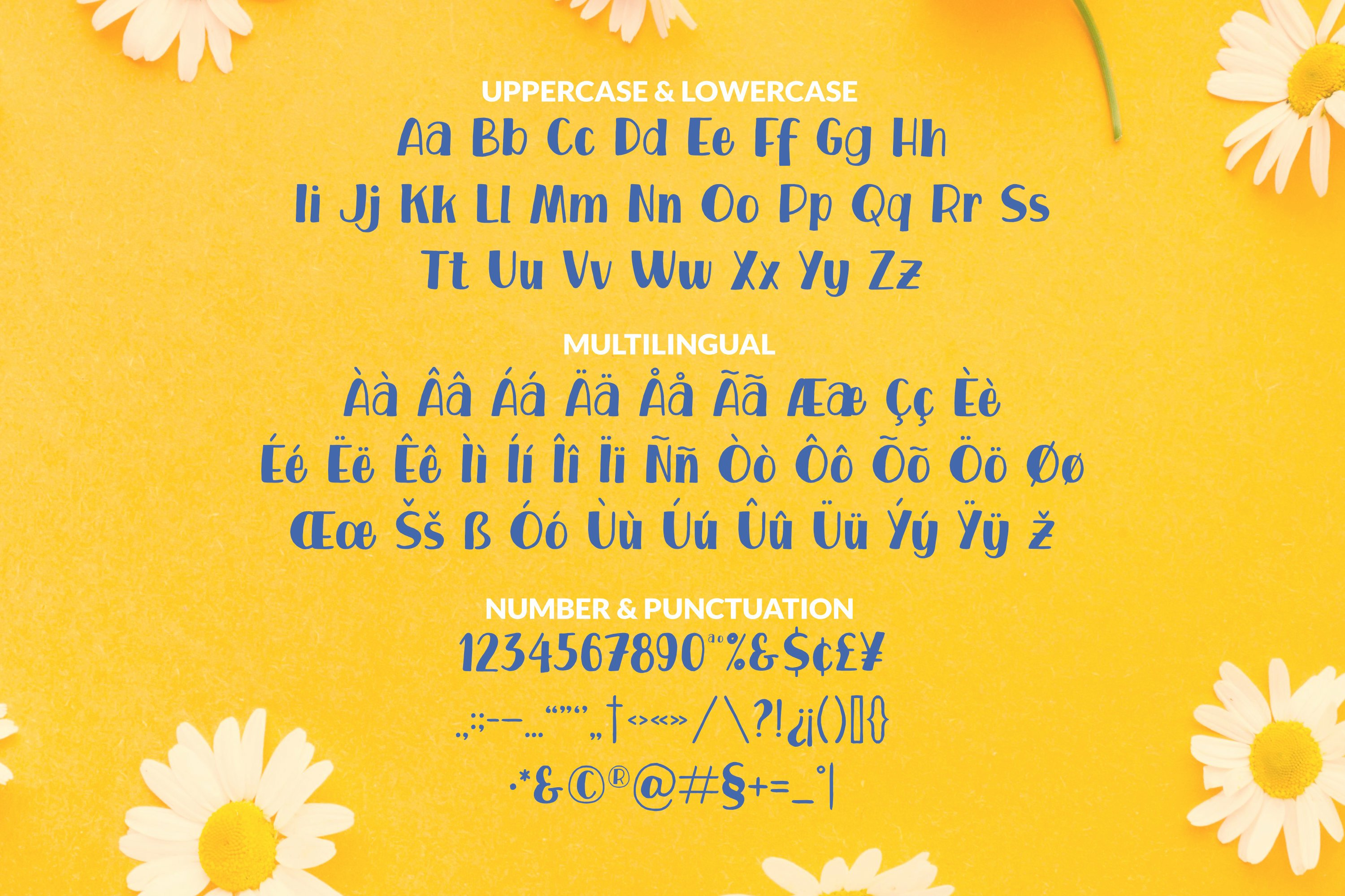DES ONCE Font example image 5