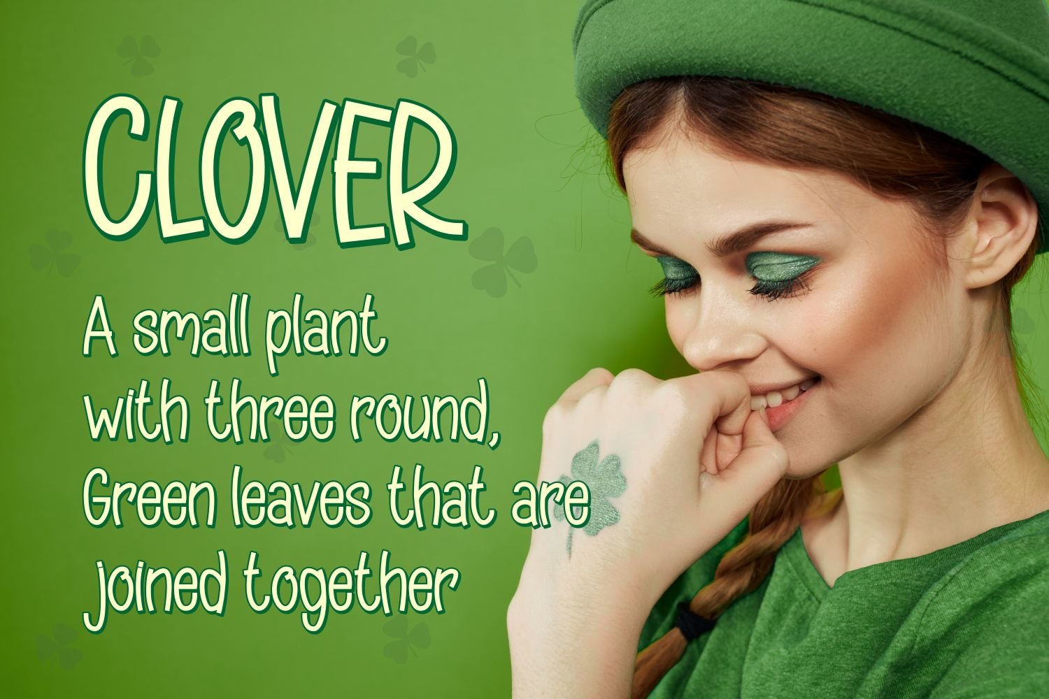 Clover - Modern Display Typeface example image 2