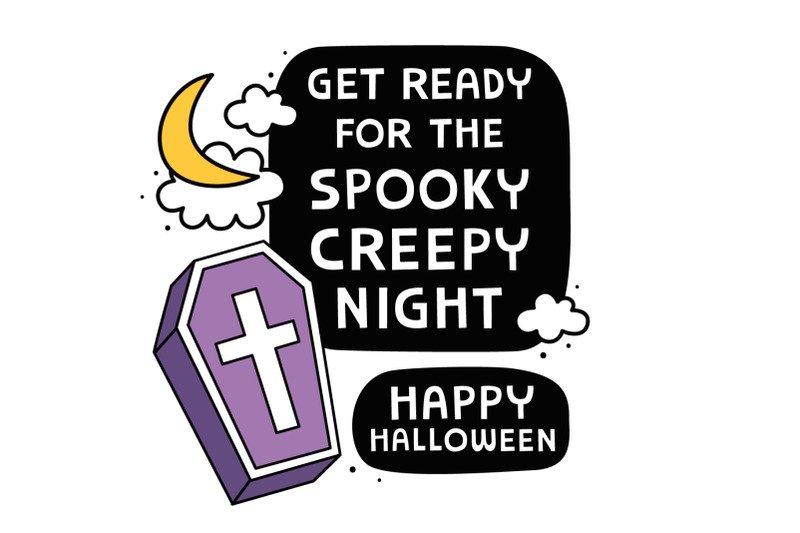 13 Halloween patterns example image 4