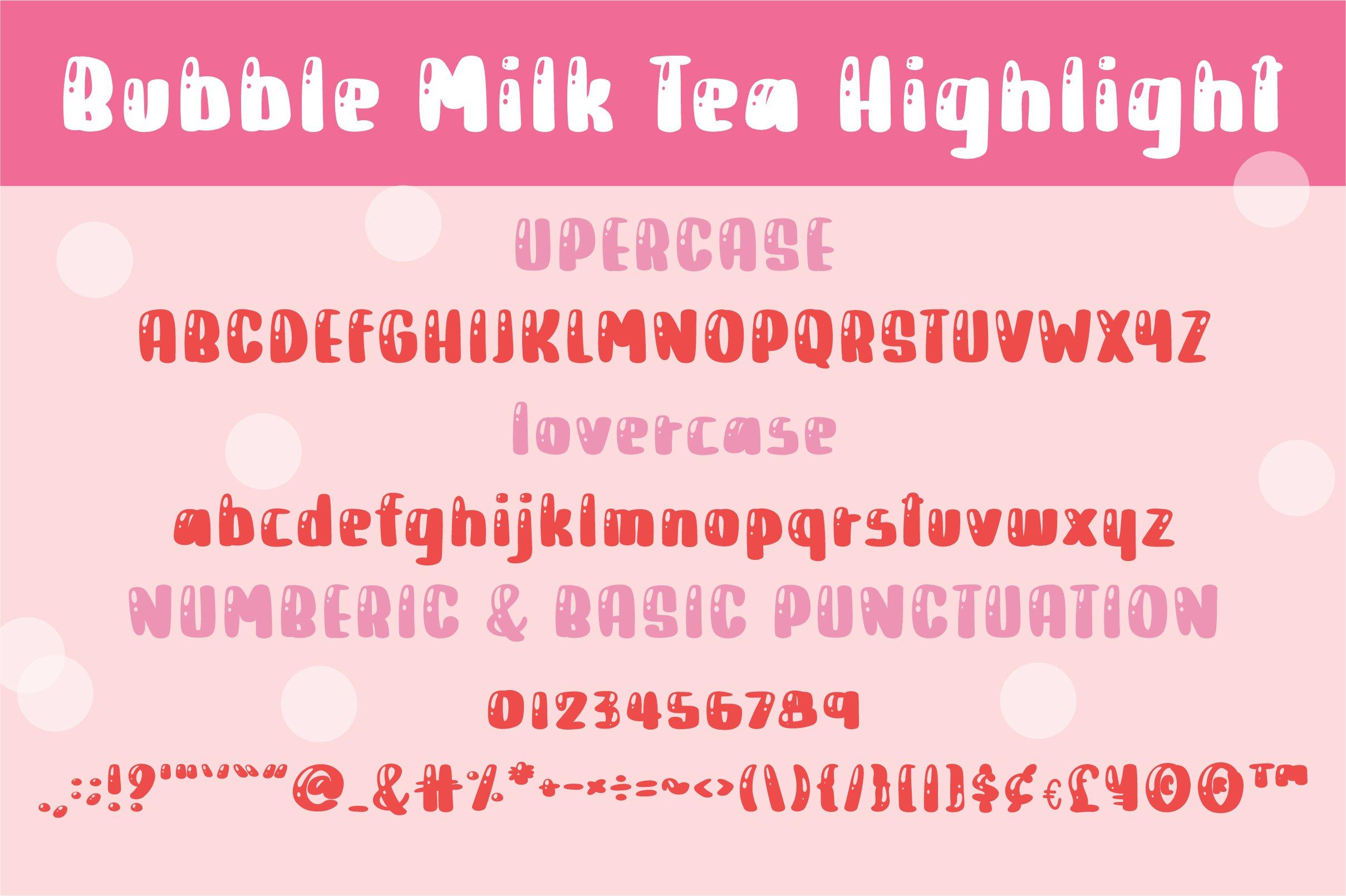 Bubble Milk Tea example image 10