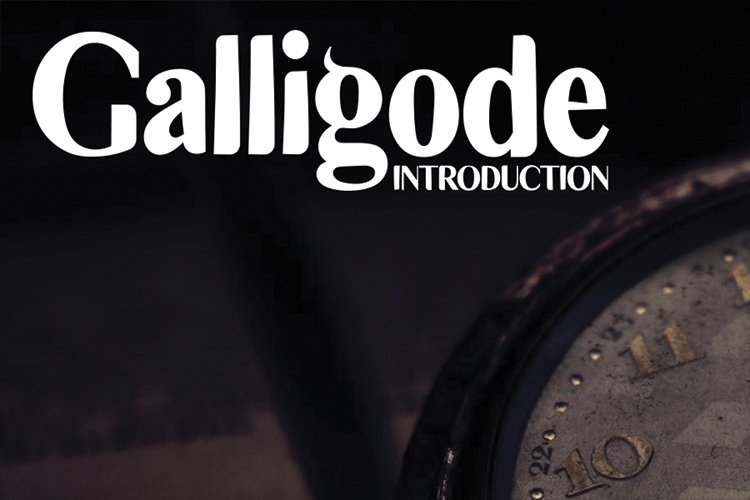 Galligode example image 1
