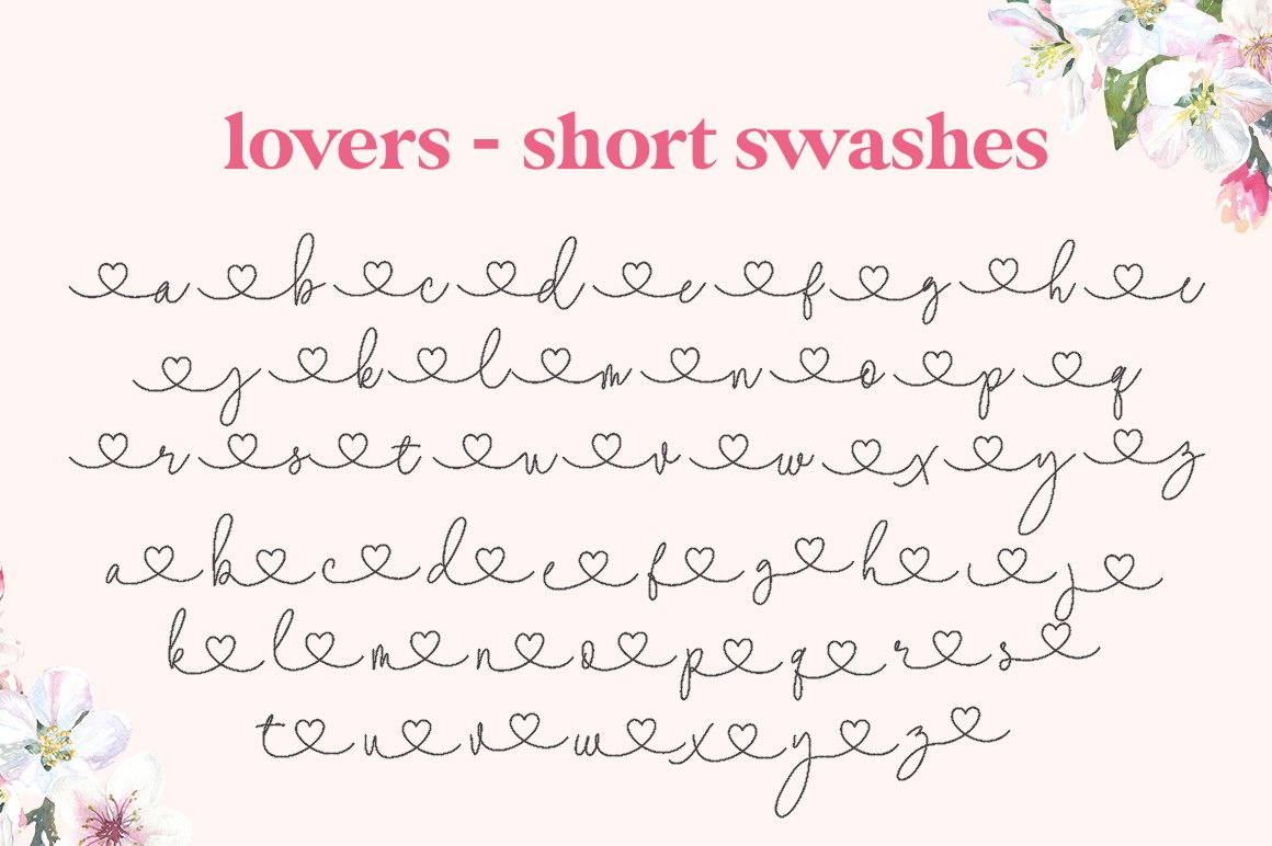 Lovers Script example image 10