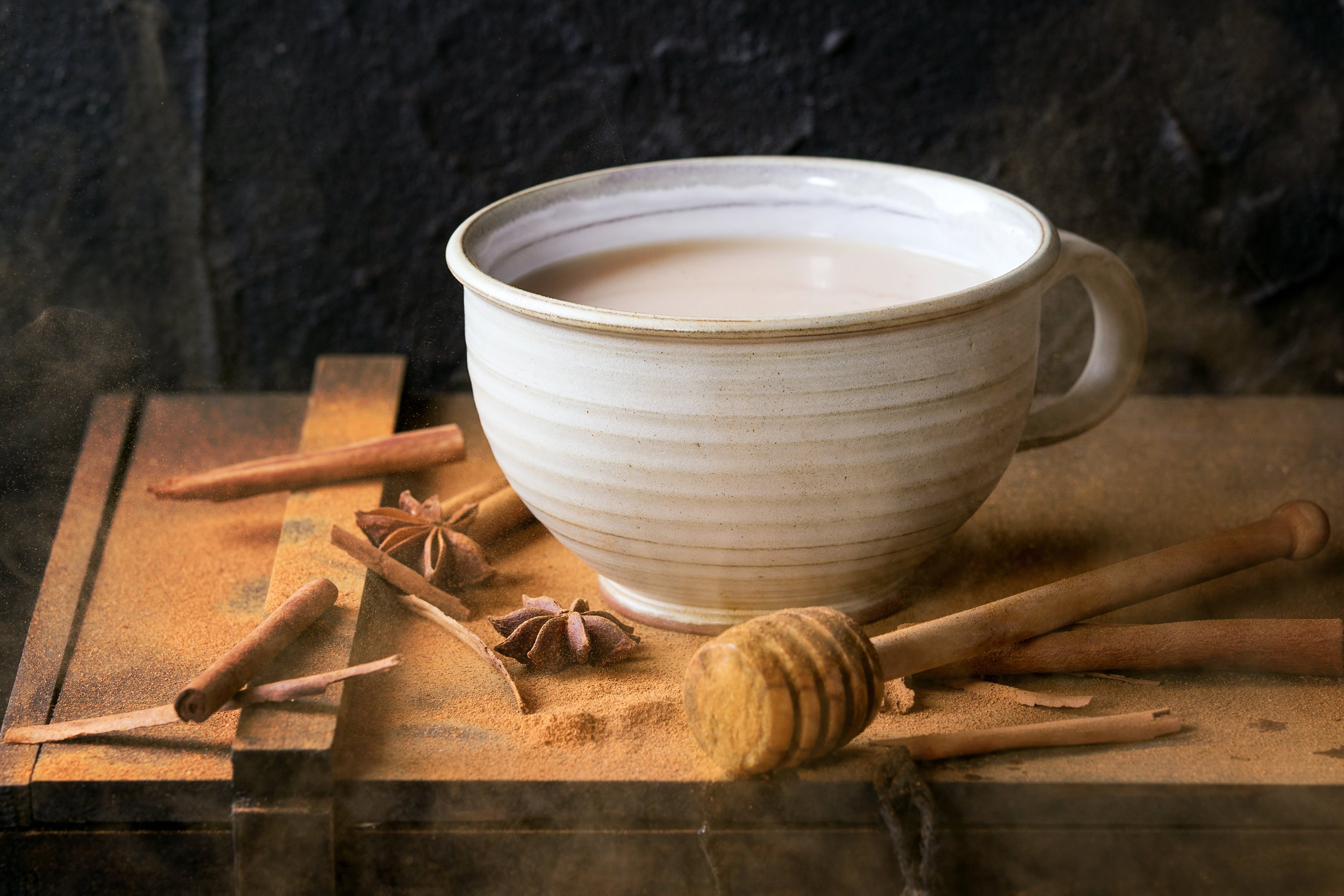 Cup of masala chai example image 1