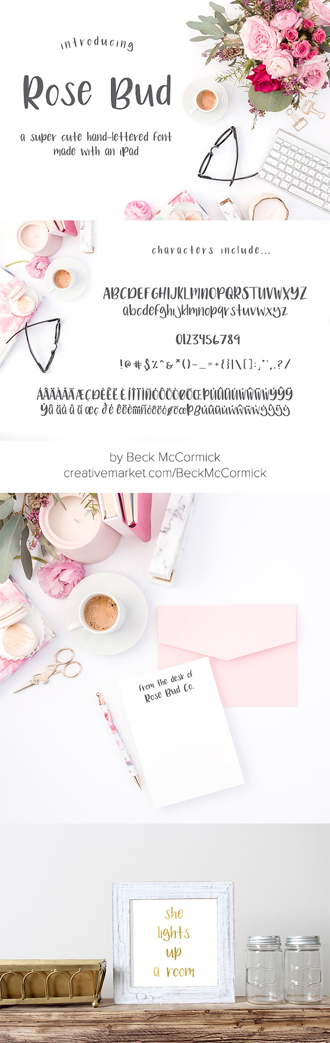 The Crafter's Font Bundle example image 15