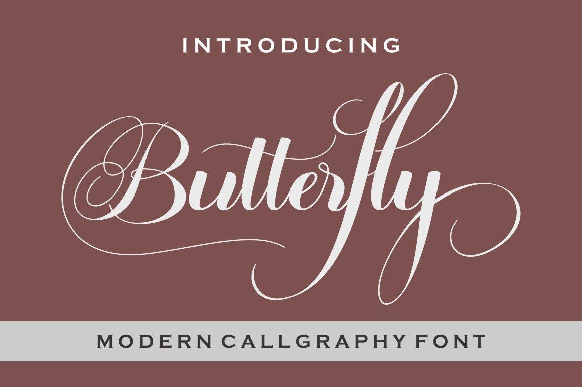 Beauty Font Bundles example image 6
