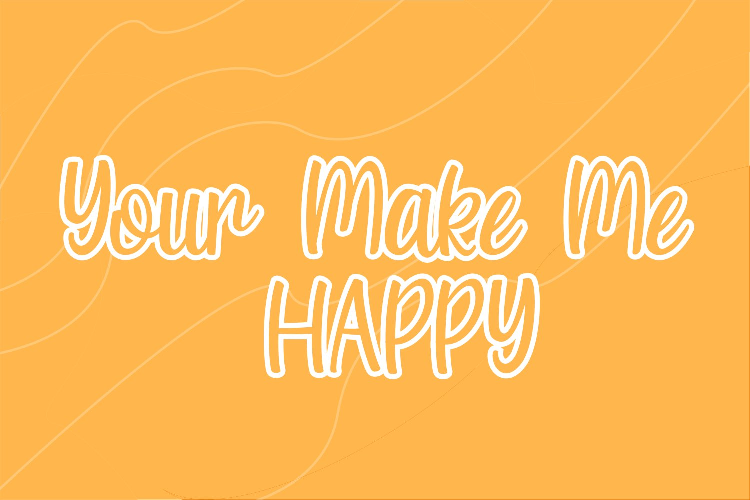 Hey Yours - A Quirky Handwritten Font example image 2