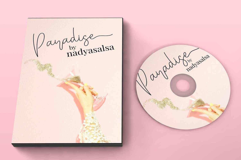 Miya Wayne - Modern Lovely Script Font example image 4