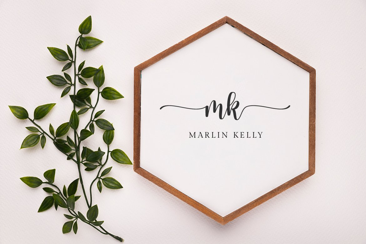 hello honey - a chic script font example image 3