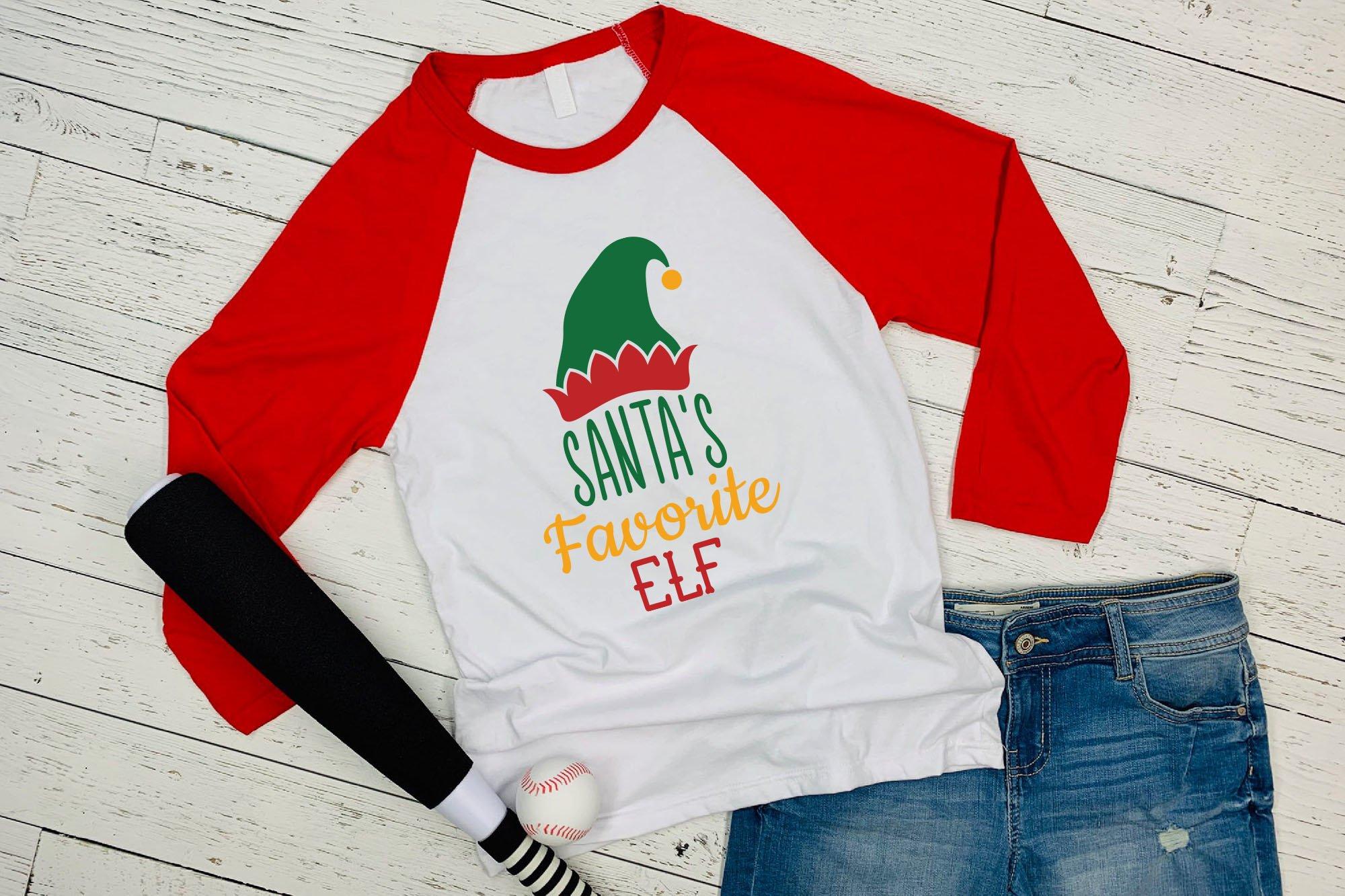 Santa S Favorite Elf Elf Svg Christmas Svg Elf Clipart 940133 Cut Files Design Bundles