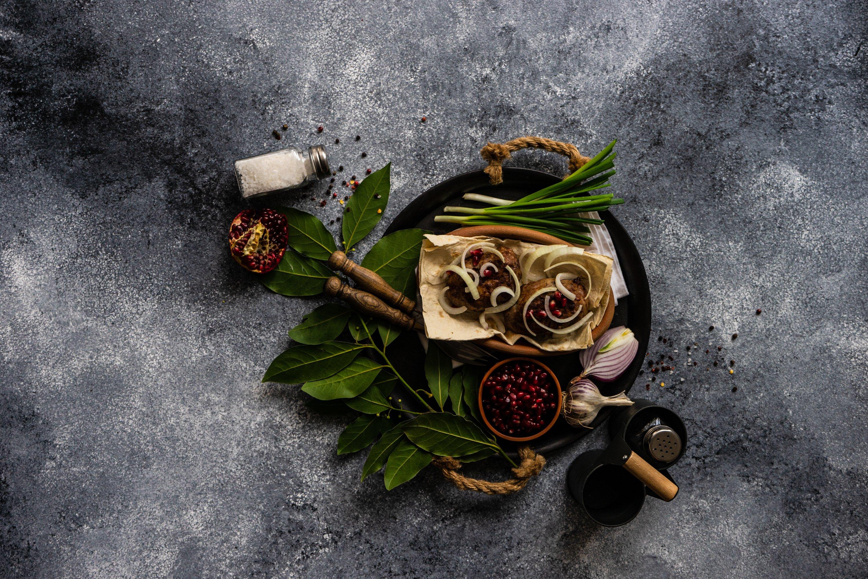 Traditional georgian food - abkhazura cutlet example image 1