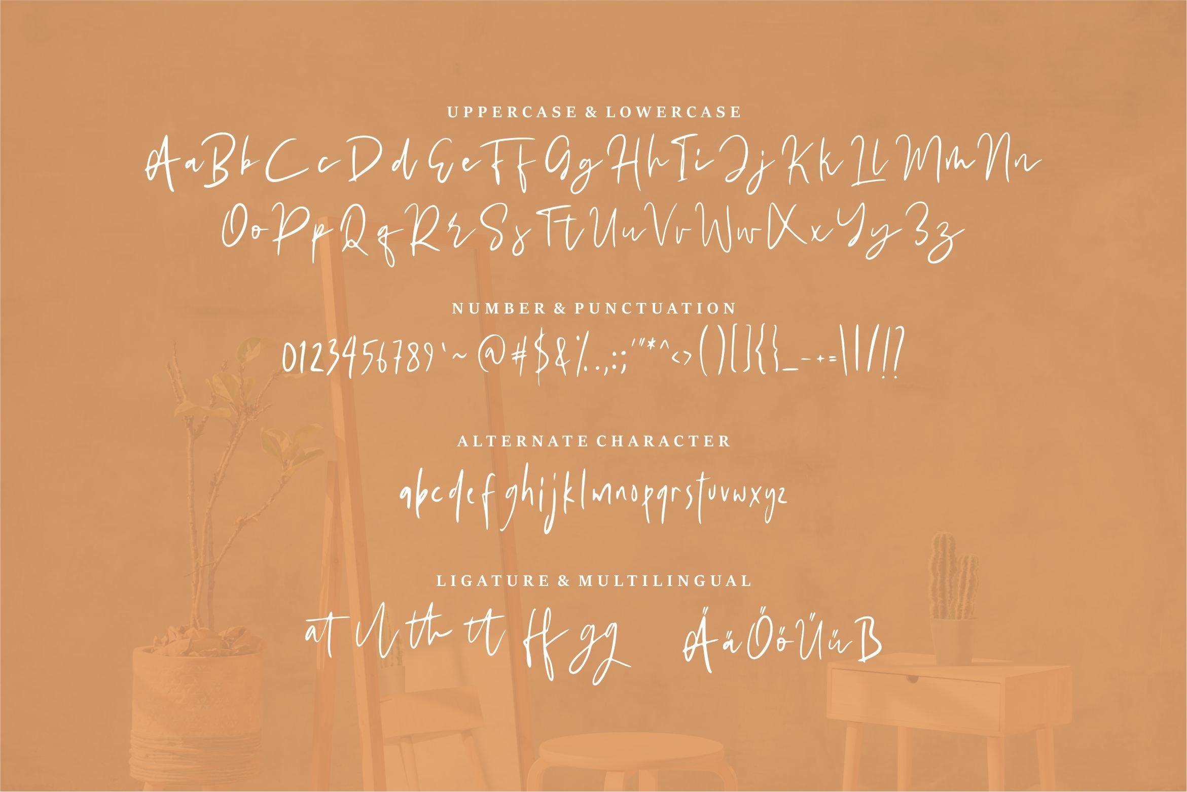 Jorgith - A Handwritten Script Font example image 2