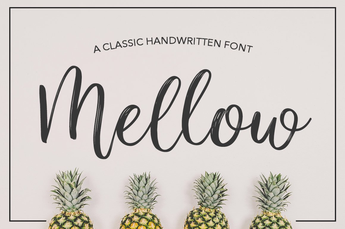47 IN 1 FONT BUNDLE example image 6
