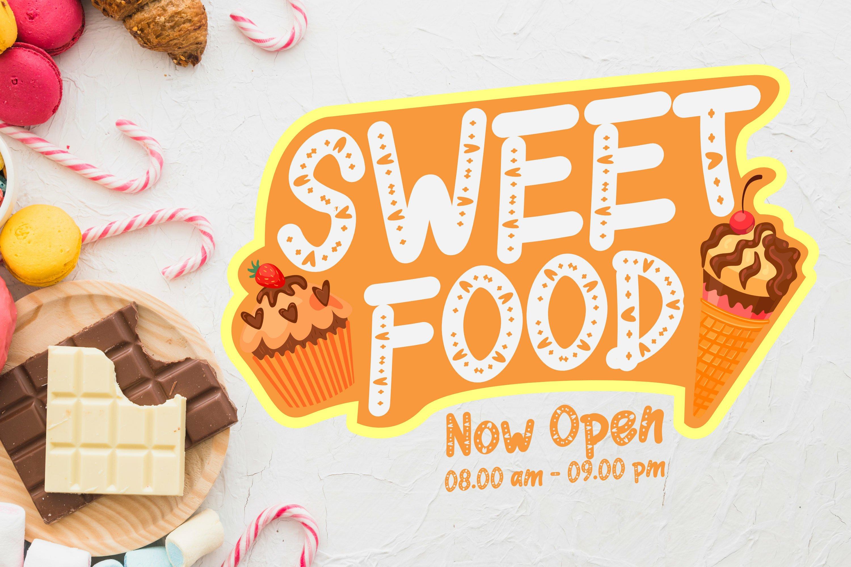Sweet Qameella Font example image 5