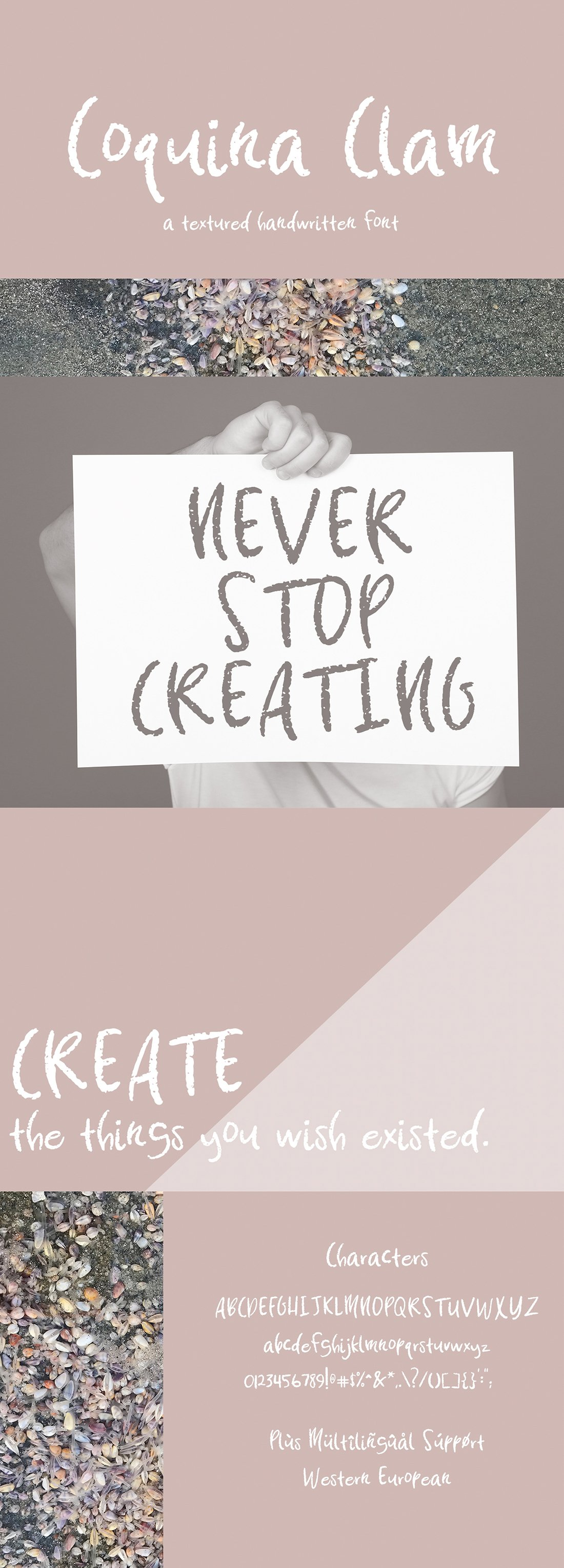 The Crafter's Font Bundle example image 23