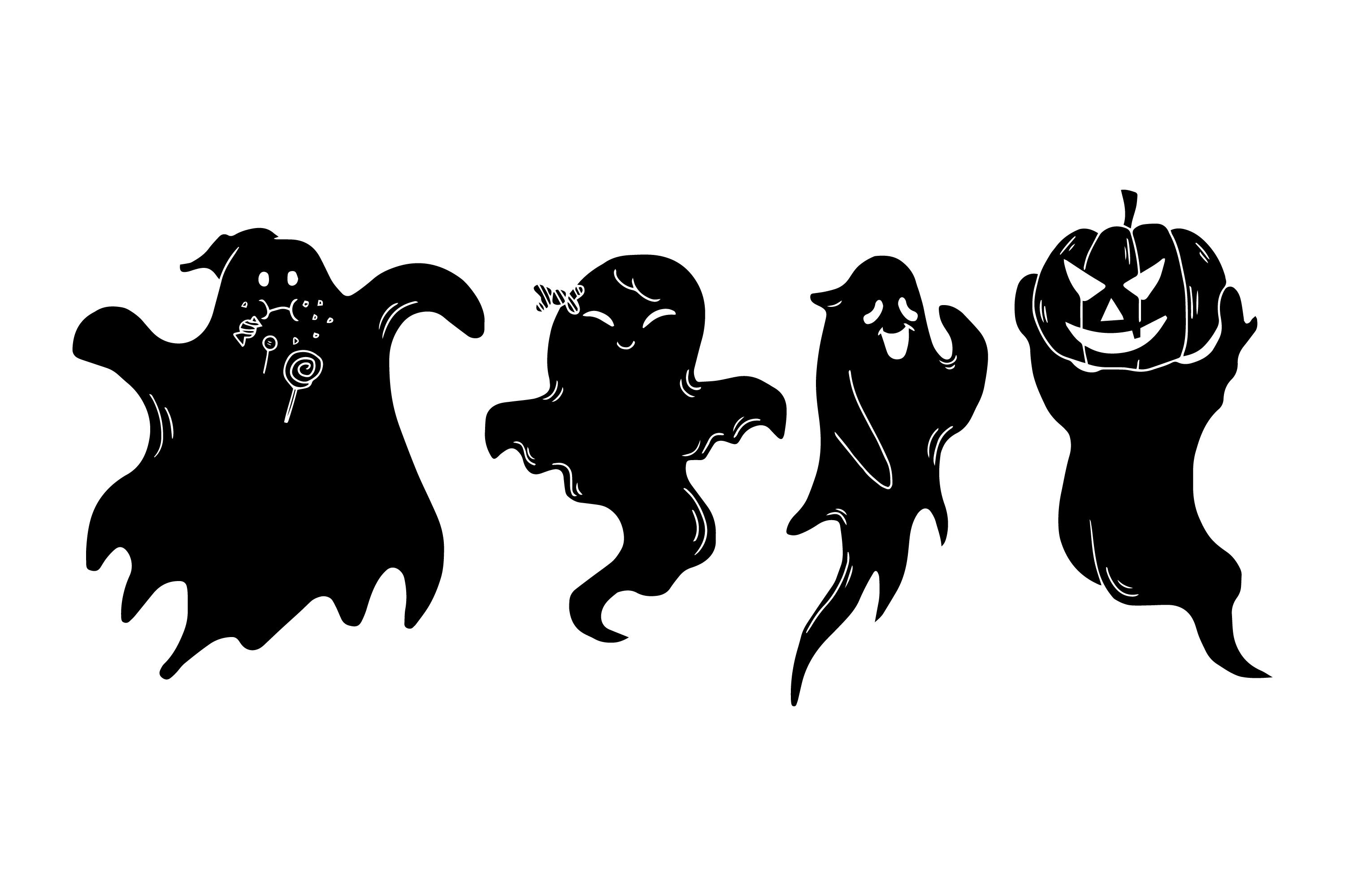 Ghost Silhouettes