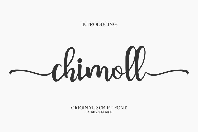 Chimoll example image 1