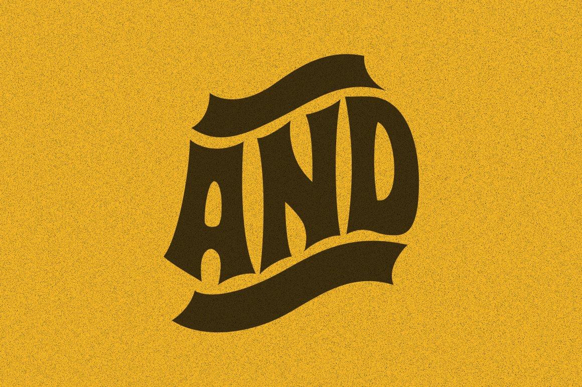 Shining Bright Typeface example image 6