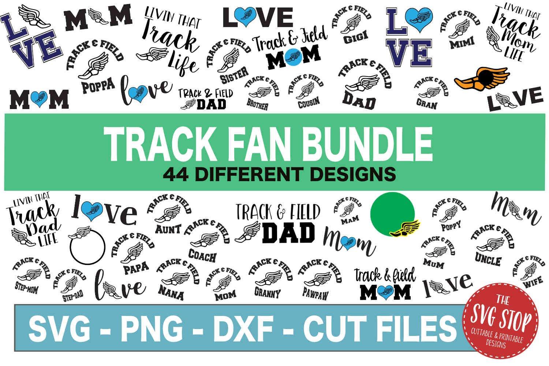 HUGE Bundle 500 SVG Designs Sports Themed example image 5