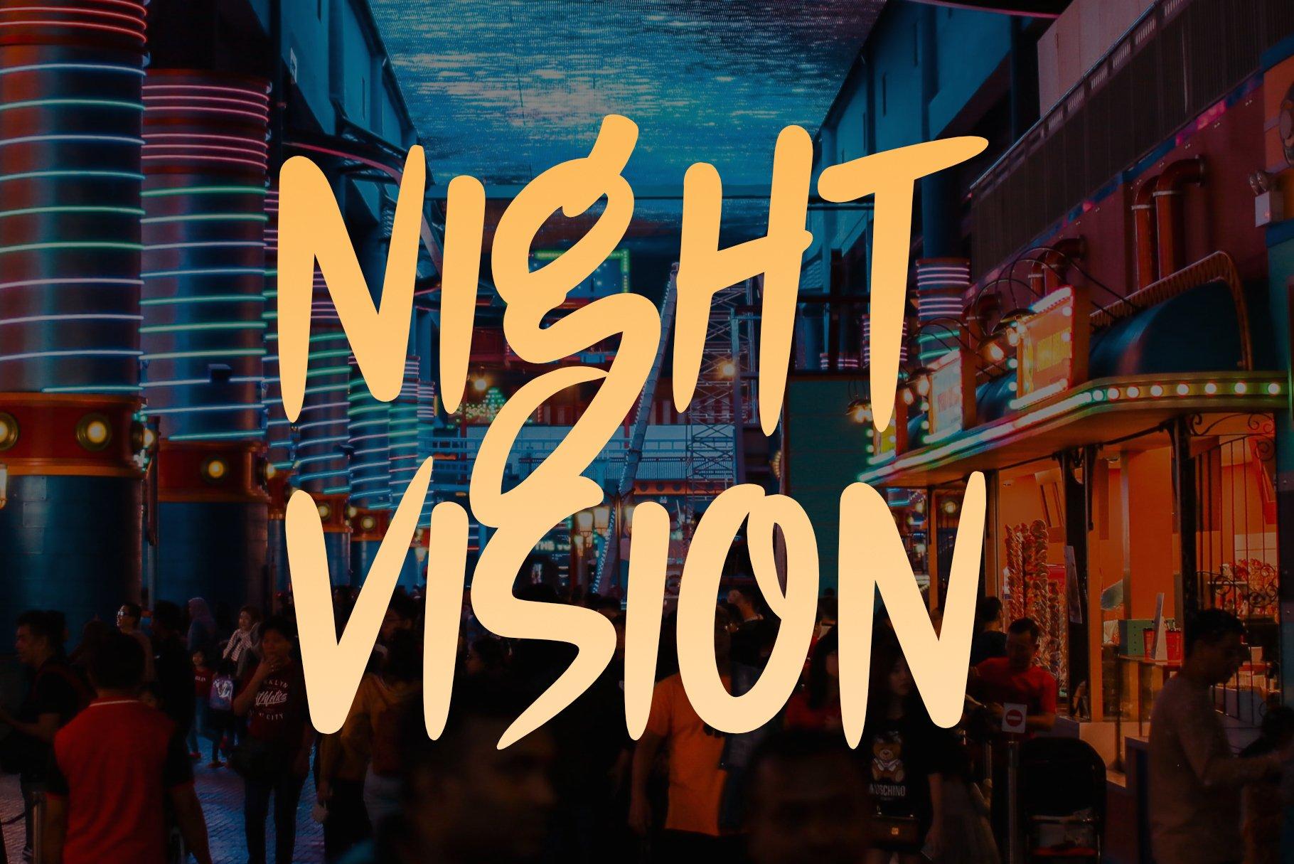 Night Hunter example image 6