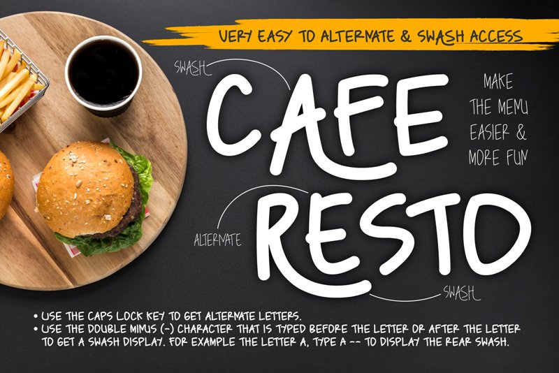 Caferesto example image 4