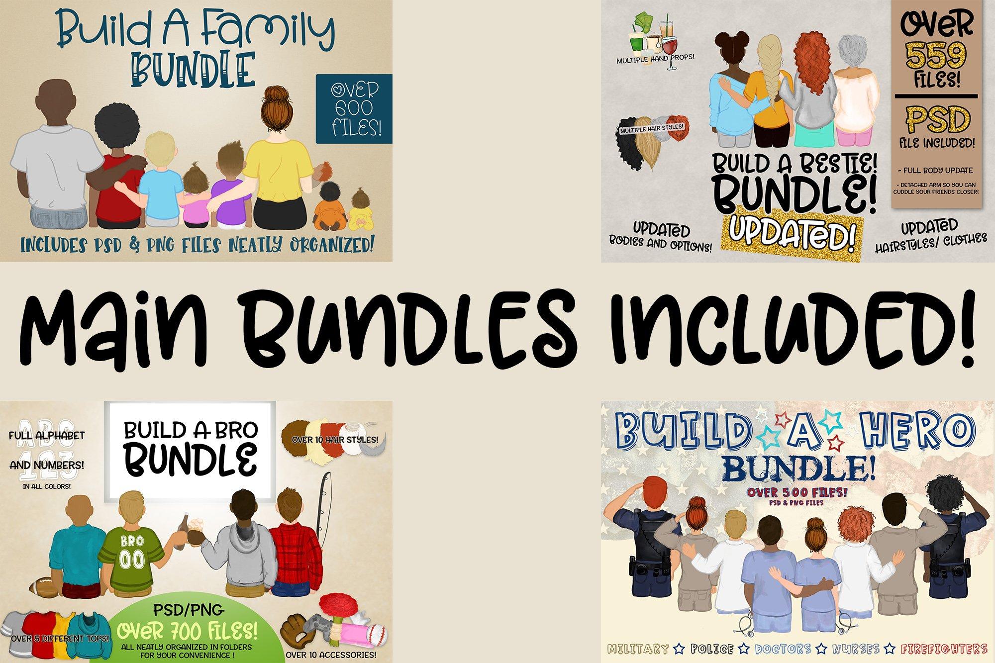 Ultimate Build a Bundle | Most Popular Bundles/ Expansions example image 3