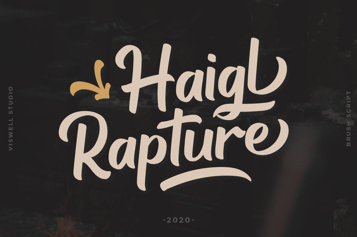 Haigl Rapture example image 1