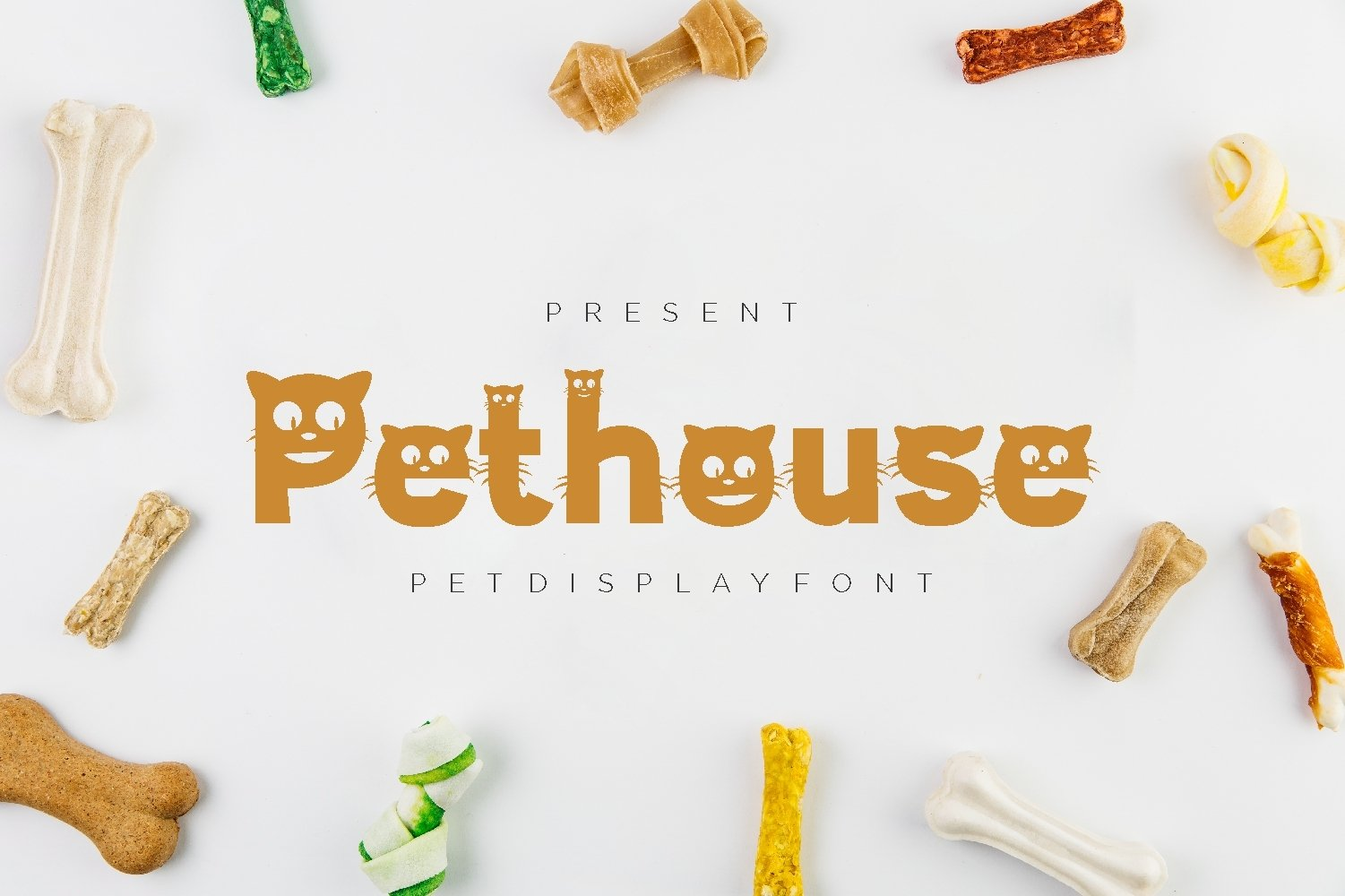 Pethouse - Pet Display Font example image 1