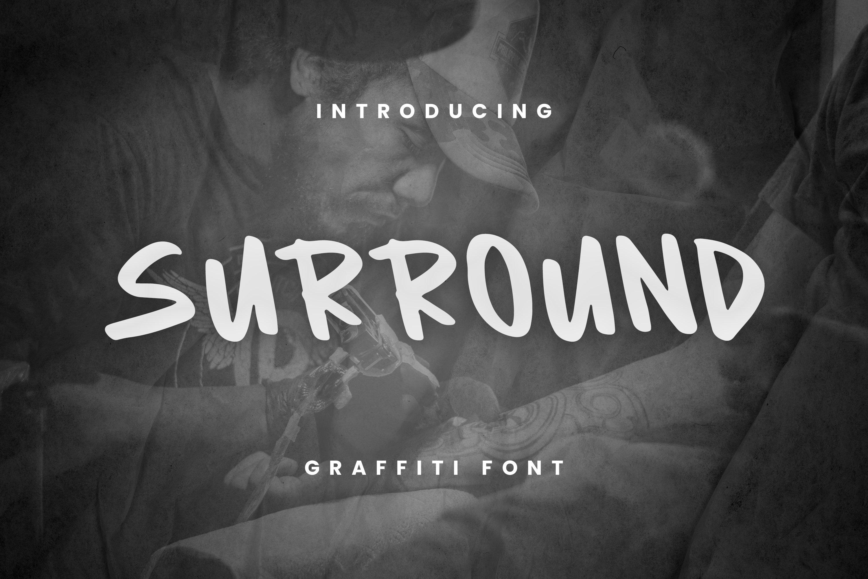Surround Font example image 1