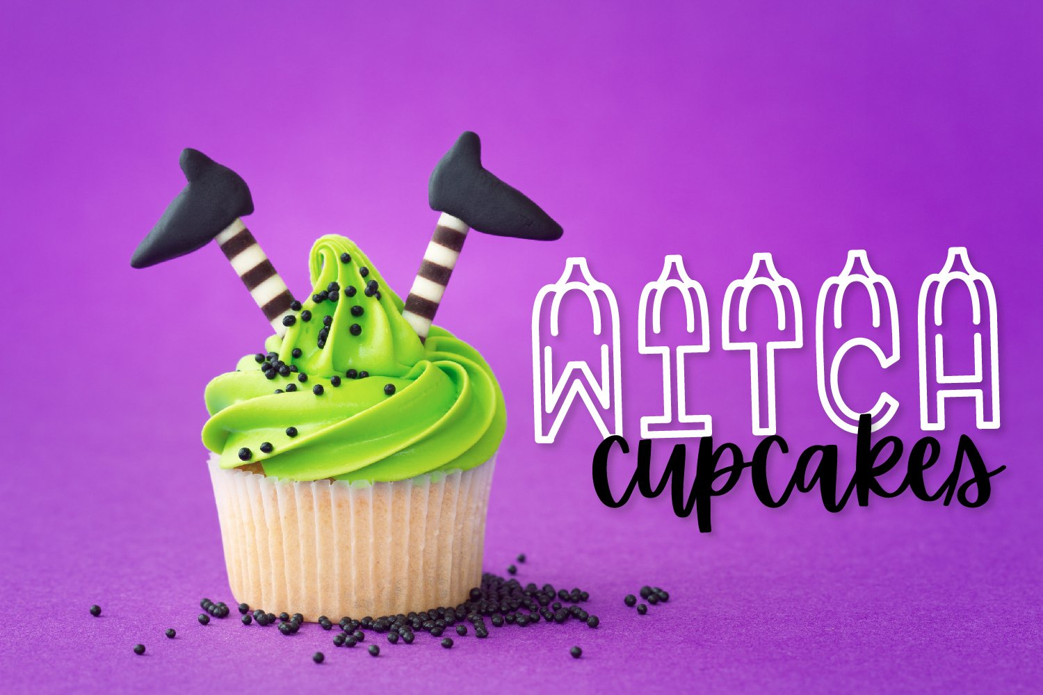 LUMPKINS - A Silly Word Art Halloween Font example image 3