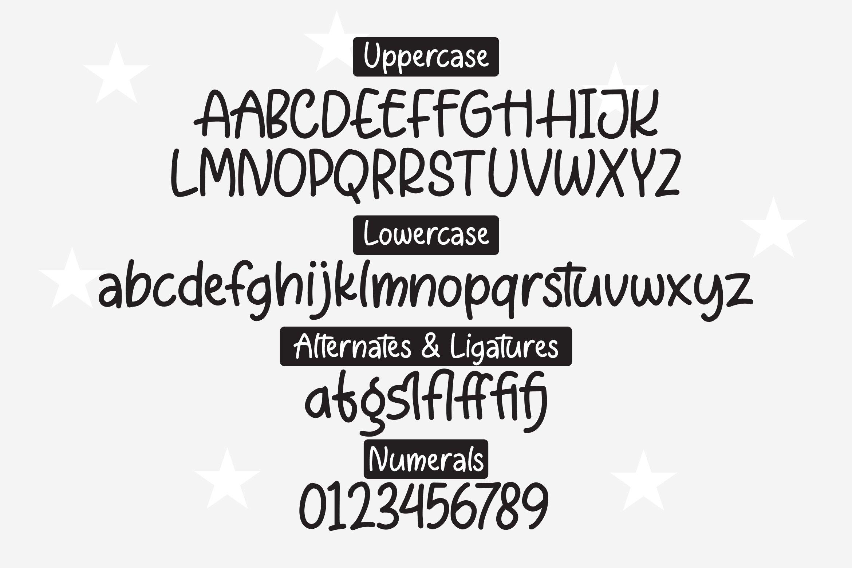 Rachellina - Handwritten Casual Font example image 2